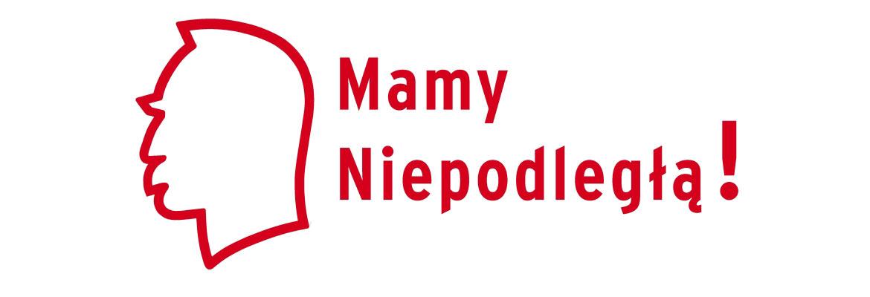 logotyp akcji Mamy Niepodległą!