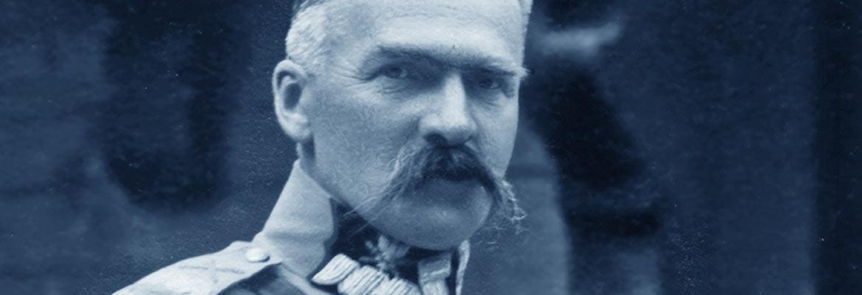 Józef Piłsudski ok. 1919 r.