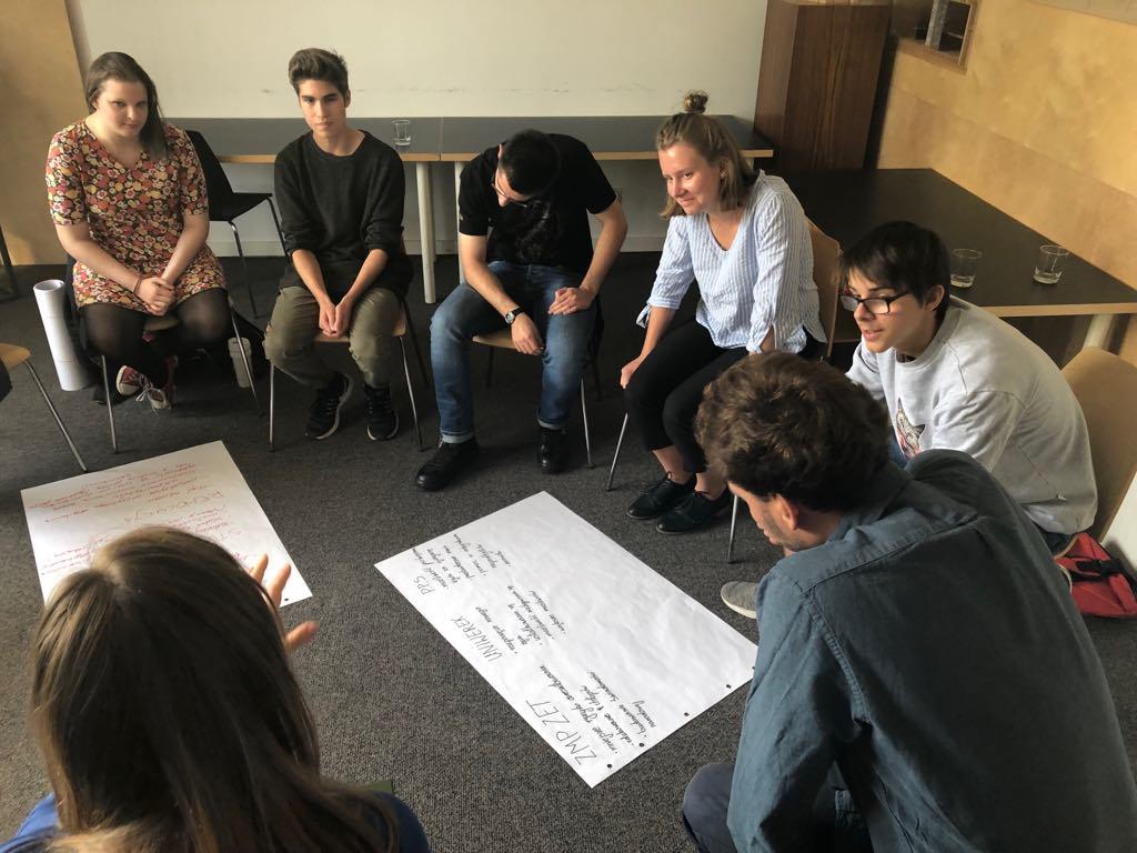 Spotkanie Młodzieżowej Rady Muzeum - 15 września 2019 r.