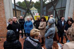 Spotkanie Klubu Nauczyciela Historii 2019 - wizyta w Centralnym Muzeum Włókiennictwa w Łodzi