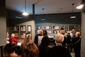 Spotkanie Klubu Nauczyciela Historii 2019 - wizyta w Muzeum Tradycji Niepodległościowych
