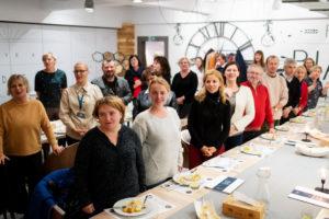 Spotkanie Klubu Nauczyciela Historii 2019 - pożegnalny obiad