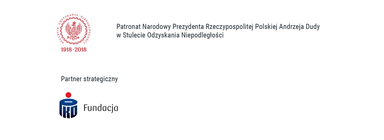 Patronat Prezydenta RP, partner strategiczny: Fundacja PKO