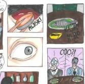 fragment komiksu z konkursu